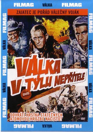 Válka v týlu nepřítele - DVD