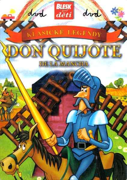Don Quijote de la Mancha - DVD