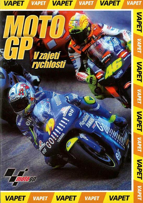 Moto GP - V zajetí rychlosti - DVD