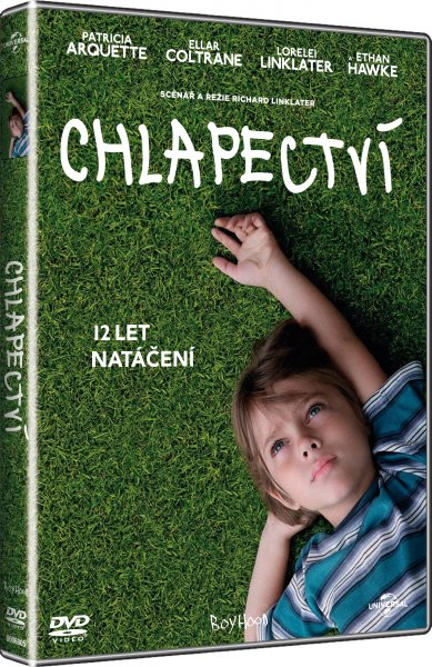 Chlapectví - DVD plast