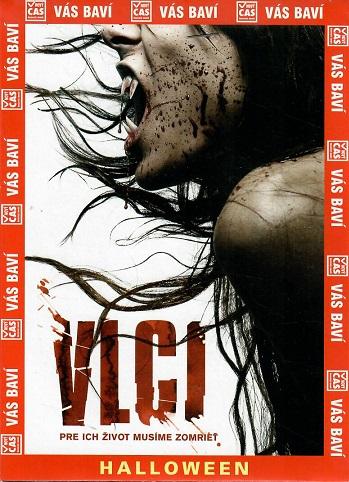 Vlci - pro jejich život, musíme zemřít ( pošetka ) - DVD