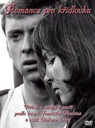 Romance pro křídlovku - DVD