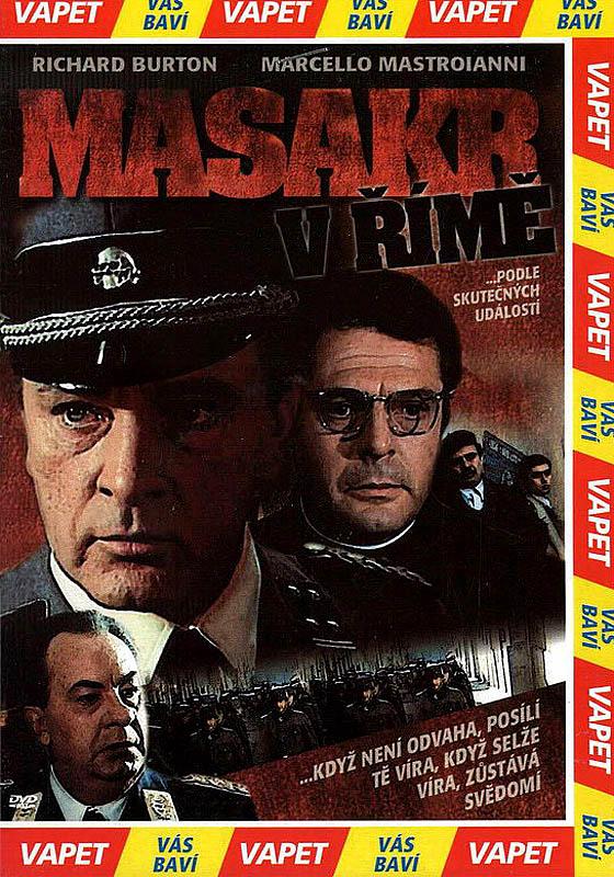 Masakr v Římě - DVD