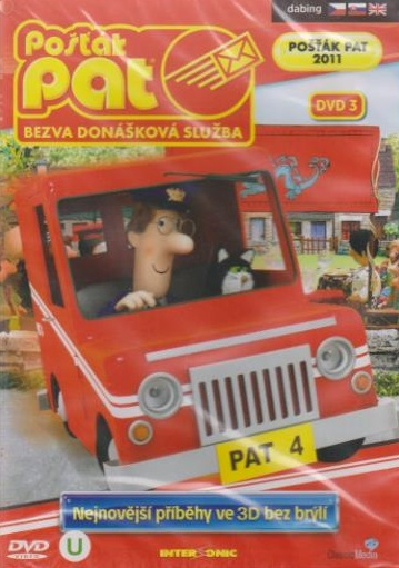 Pošťák Pat 2011 - DVD 3