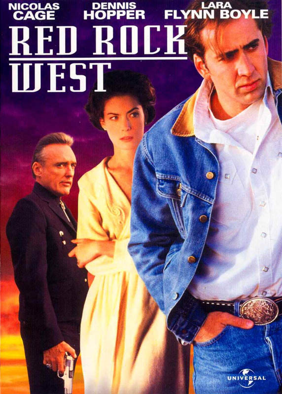 Red Rock West - DVD
