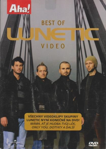 Best of Lunetic video - DVD