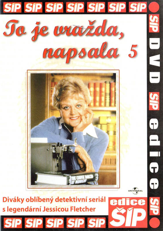 To je vražda, napsala 5 - DVD