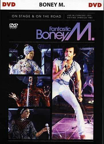 Fantastic Boney M. - On Stage & On the Road DVD