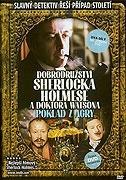 Dobrodružství Sherlocka Holmese a doktora Watsona: Poklad z Agry - DVD