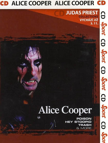 Alice Cooper - Collections - DVD