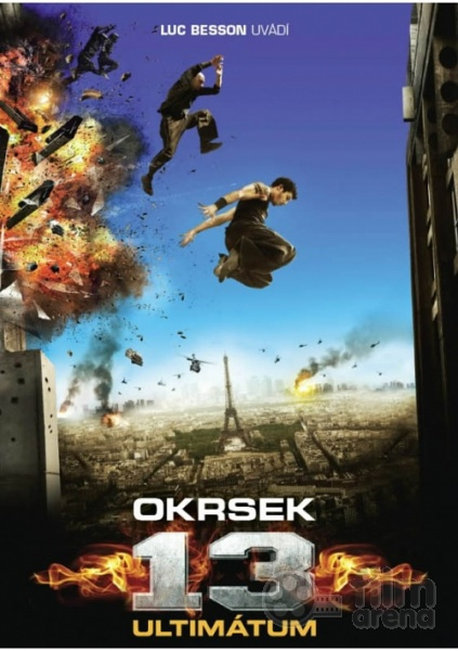 Okrsek 13 - ultimátum - DVD