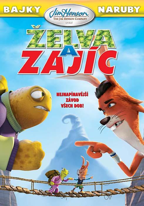 Želva a zajíc - DVD
