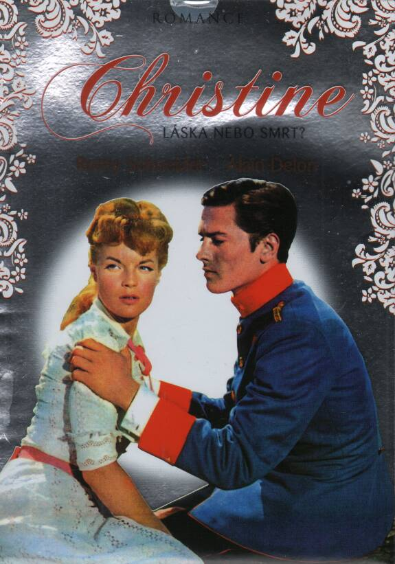 Christine - DVD pošetka