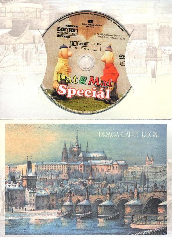 Pat a Mat - Speciál ( Dárkový obal) DVD