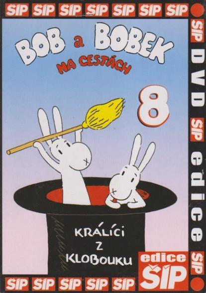 Bob a Bobek 8 - DVD