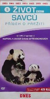 Život savců 5 - DVD