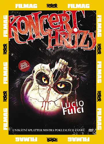 Koncert hrůzy - DVD