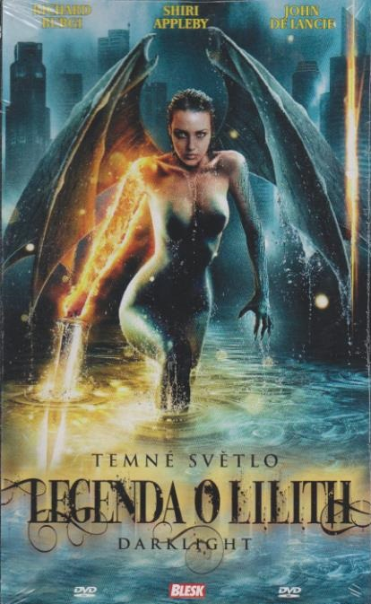 Legenda o Lilith - DVD