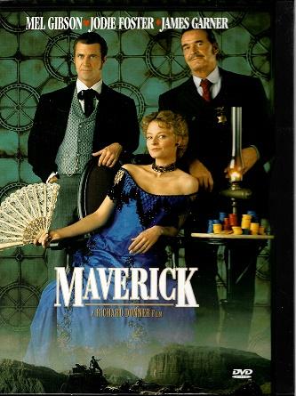 Maverick ( originální znění, titulky CZ )  - DVD digipack/plast