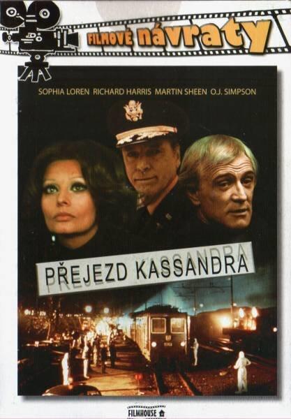 Přejezd Kassandra - DVD