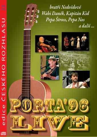 Porta 96 Live - CD