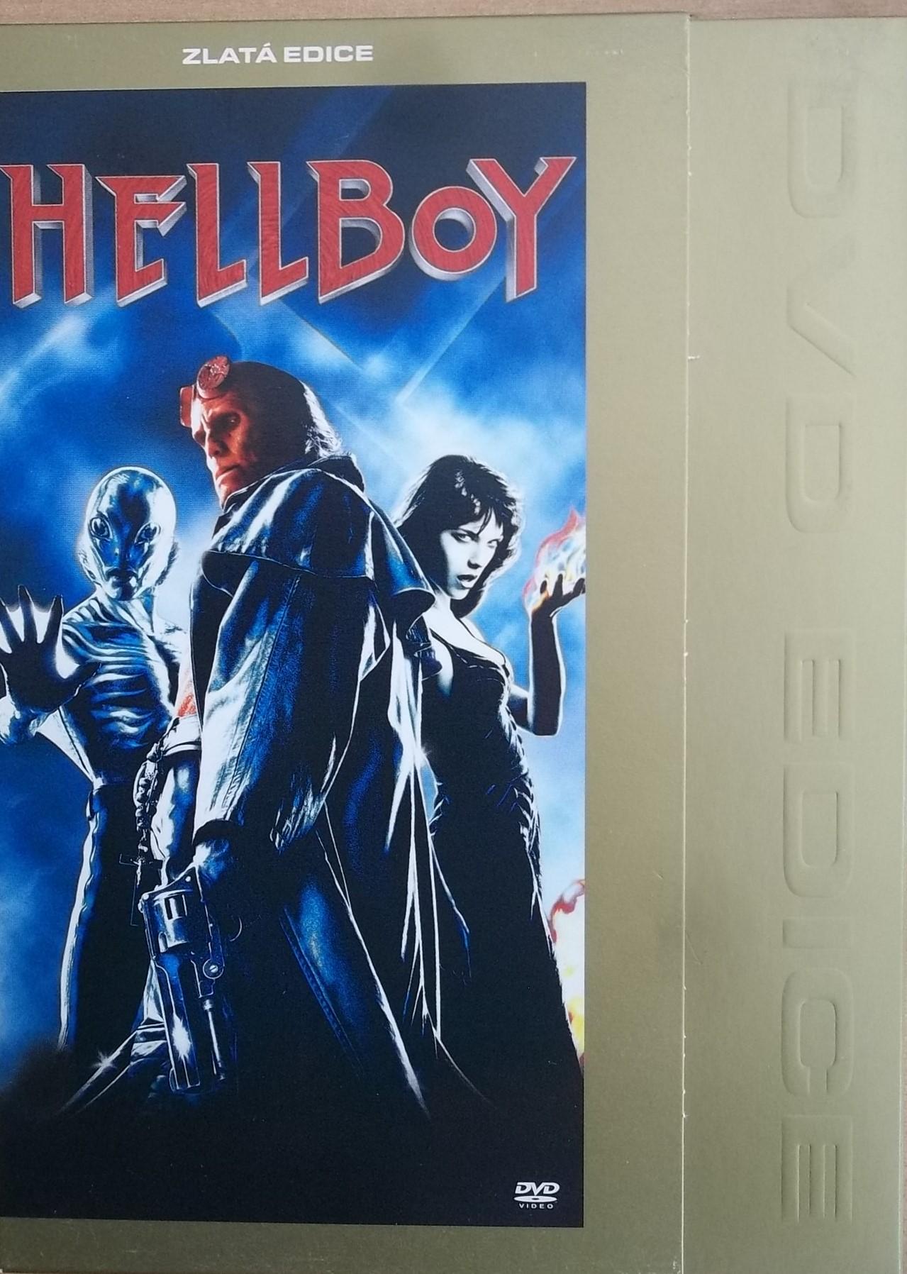 Hellboy - DVD - digipack