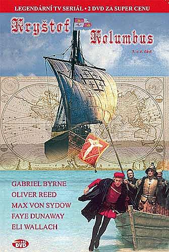 Kryštof Kolumbus 3. a 4. část - DVD