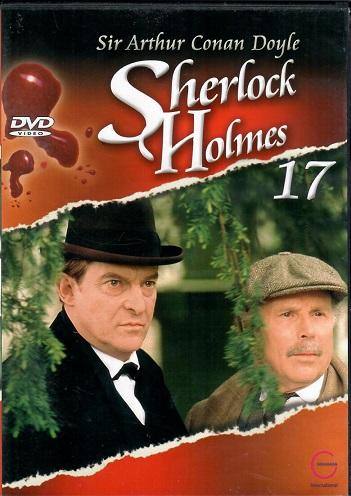 Sherlock Holmes 17 - Poslední upír - DVD