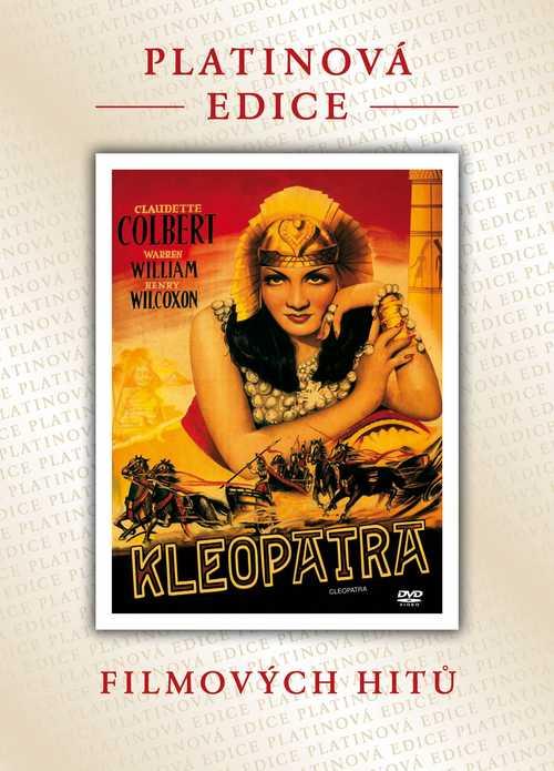 Kleopatra - DVD plast