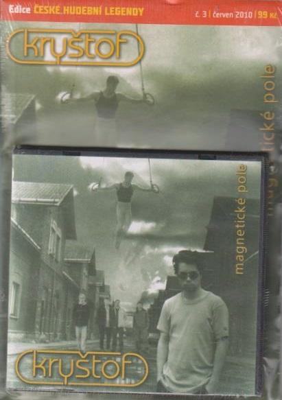 Kryštof - Magnetické pole - CD