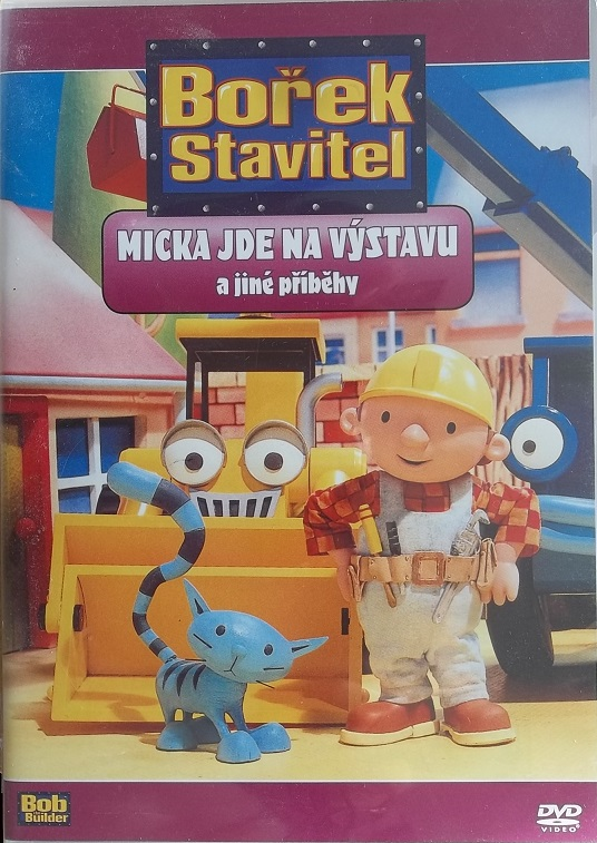 Bořek Stavitel - Micka jde na výstavu - DVD