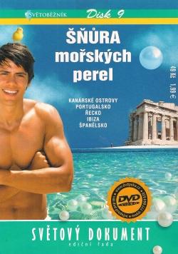 Světoběžník 9 - Šňůra mořských perel - DVD