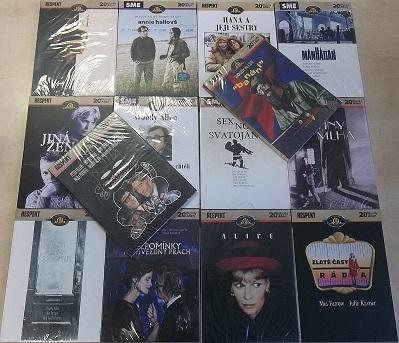 Woody Allen kolekce 14 DVD