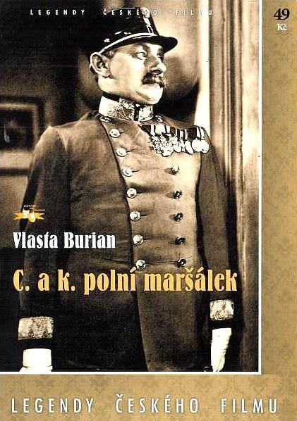 C a K polní maršálek - DVD papírová pošetka
