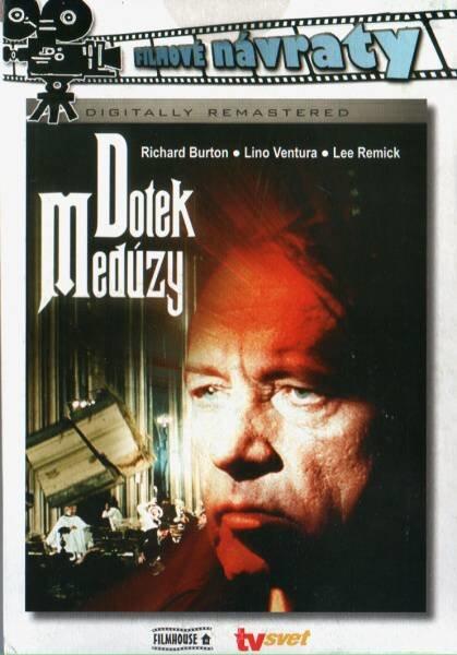 Dotek Medúzy - DVD