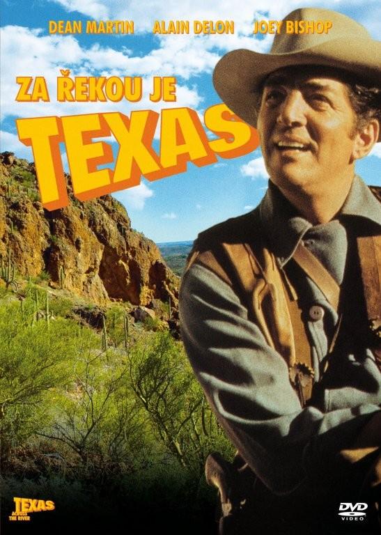 Za řekou je Texas ( plast ) DVD
