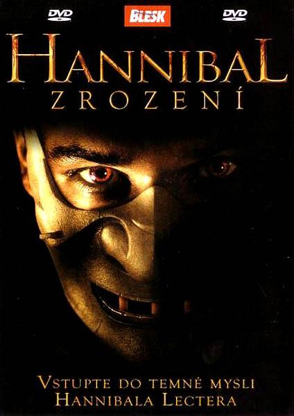 Hannibal - Zrození - DVD
