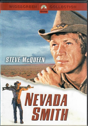 Nevada Smith - DVD plast