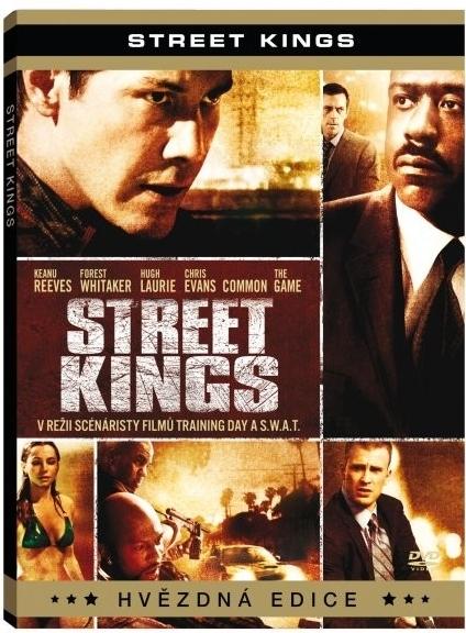 Street Kings - DVD plast