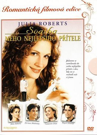 Svatba mého nejlepšího přítele ( digipack ) DVD