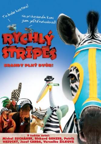 Rychlý Stripes ( pošetka ) DVD
