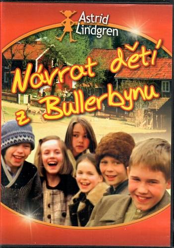 Návrat dětí z Bullerbynu ( plast ) - DVD