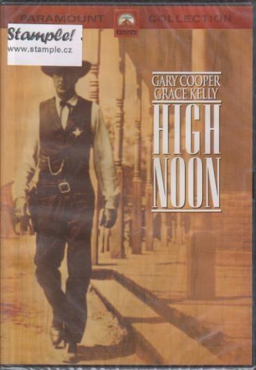 V pravé poledne/ High Noon ( originální znění s CZ titulky ) - DVD