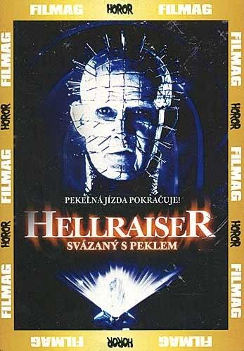Hellraiser 2 - Svázaný s peklem - DVD