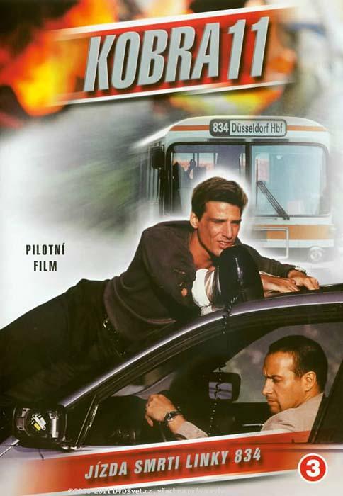 Kobra 11 (3) - Jízda smrti linky 834 - DVD