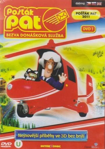 Pošťák Pat 2011 - DVD 1