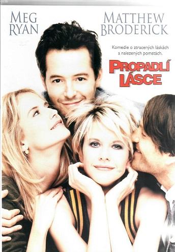 Propadlí lásce ( plast ) - DVD