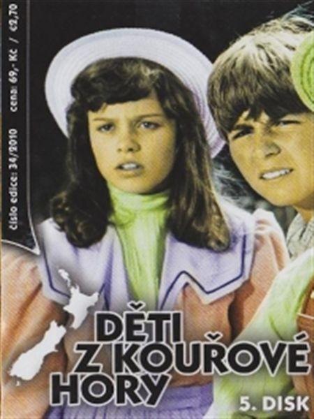 Děti z Kouřové hory 5.disk - DVD