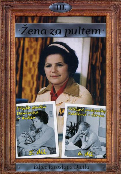 Žena za pultem 3 - DVD