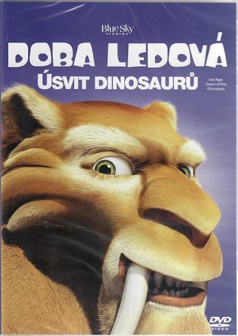 Doba ledová 3 -  Úsvit dinosaurů ( plast ) - DVD